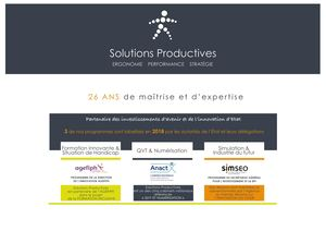 Cabinet Solutions Productives 2018