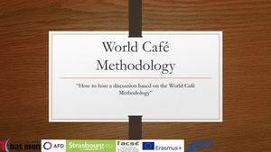 Tuto Sur World Cafe Pdf