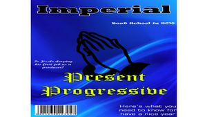Present Progressive Ebook