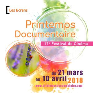 Programme Printemps Documentaire 2018