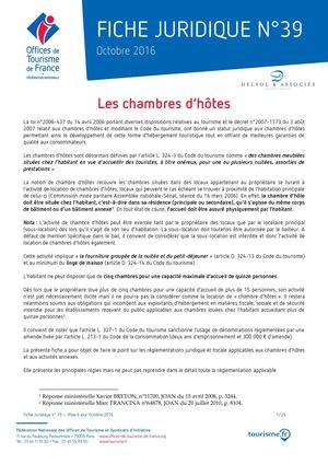 39 Juridique Chambres Dhotes 1