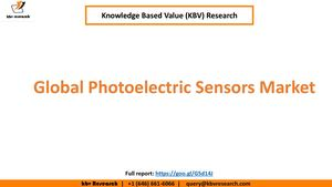 Global Photoelectric Sensors Market Growth