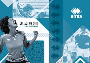 Errea Collections 2018 Compressed