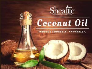 Know use and benefits of organic coconut oil with shealife
