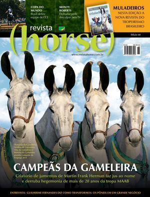 Revista Horse - Edição 68