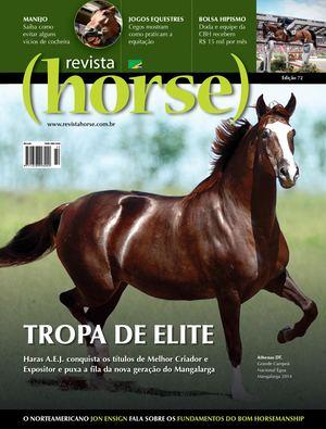 Revista Horse - Edição 72