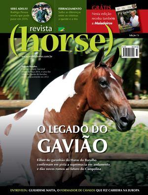Revista Horse - Edição 73