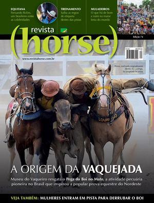 Revista Horse - Edição 74