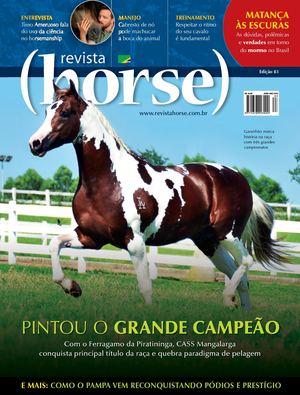 Revista Horse - Edição 83