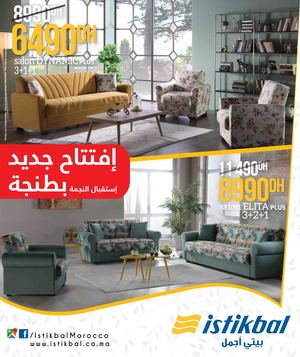 Catalogue Istikbal Mars 2018