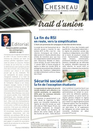 Trait d'union n°11