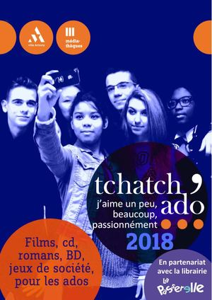 Brochure Tchatch'ado