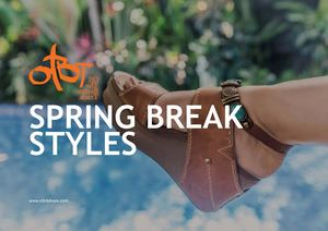 OTBT's Spring Break Style Shoes Collection for Women
