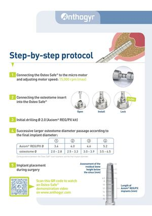 Osteo Safe® brochure - EN
