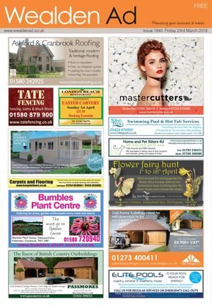 Wealden Ad 23/3/2018