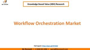 Workflow Orchestration Market Growth