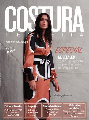 abcf0a7751 Calaméo - Revista Costura Perfeita Edição Ano XIX - N102 - Março ...