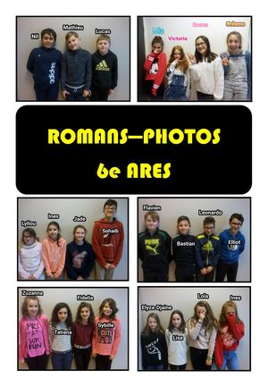 Ares Romans photos