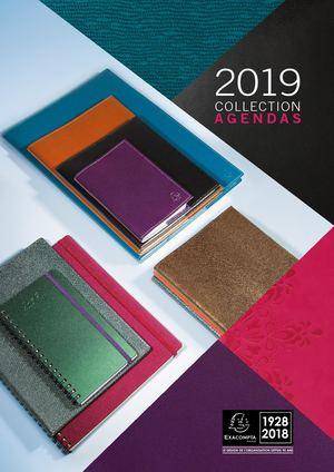 Catalogue Agendas Exacompta Année civile 2019
