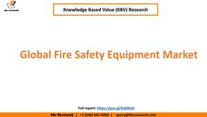 Global Fire Safety Equipment Market Growth