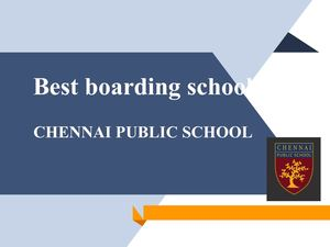 Best Boarding School