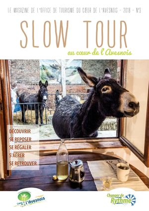 Slow Tour, avril 2018