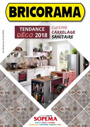 Calameo Catalogue Tendance Deco 2018 Bricorama