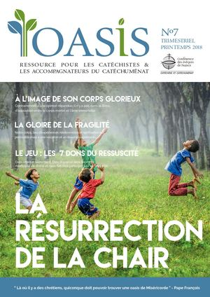 L'Oasis n°7 Printemps - La résurrection de la chair