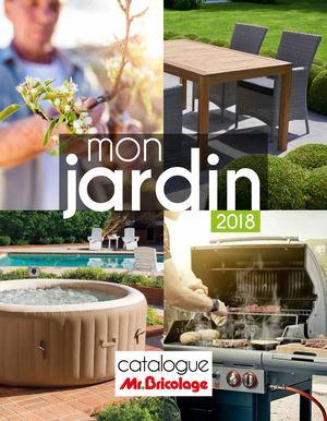 Calaméo - Mr.Bricolage - Catalogue - Mon jardin - 2018