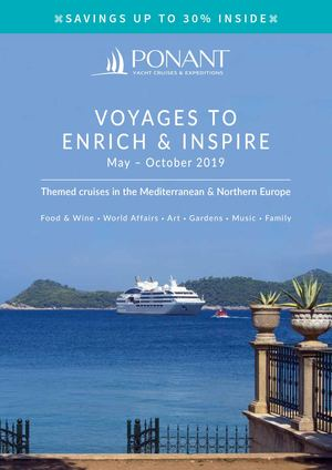 Voyages To Enrich & Inspire - T1802 - US
