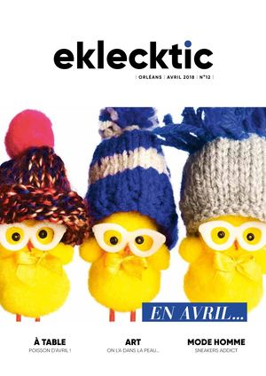 Eklecktic N°12 -AVRIL