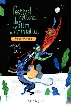 Catalogue Festival national du film d'animation 2018