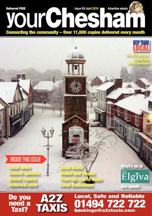 Your Chesham Issue 93 April 2018