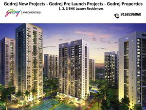 Godrej New Projects - Godrej Pre Launch Projects - Godrej Properties