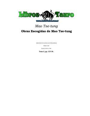 Calaméo - Mao Tse Tung - Obras Escogidas I 5949ff35941
