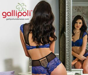 11a8970aaa Gallipoli 2018 Lingerie Collection