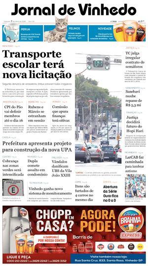 6e685fb88f Calaméo - Jornal De Vinhedo Sabado 07 De Abril De 2018 Edic1687