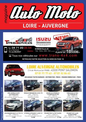 AUTOMOTO AVRIL 2018 N76