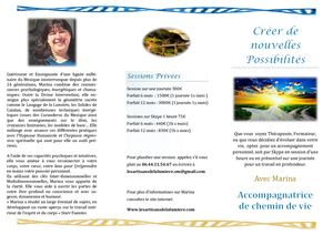 Sessions d'accompagnement personnel