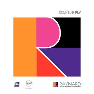 Catalogue des PLV - RAYNARD