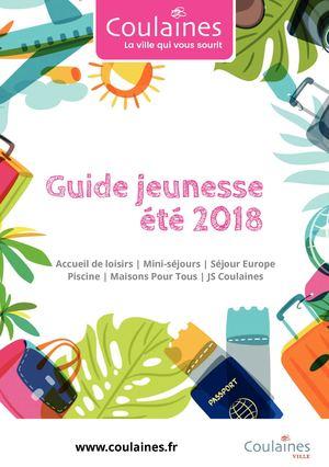 Calaméo - Guide Jeunesse été 2018