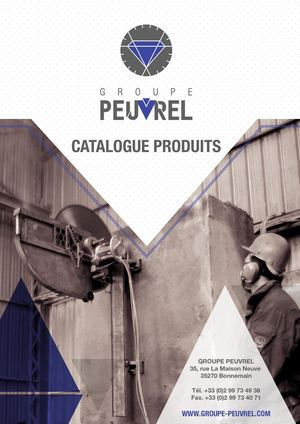 Catalogue Peuvrel
