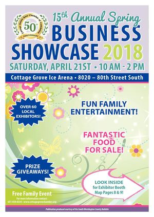 18 Cottage Grove Chamber Showcase