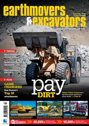 Earthmovers&Excavators 05-2018