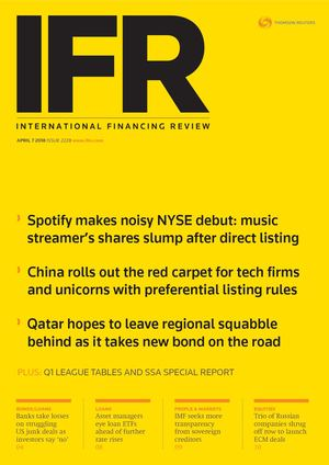 International Finance Review 04-2018
