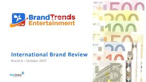 Brand Trends Entertainment Special Brand Report Sample