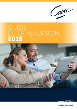Le Guide de la Réversion 2018