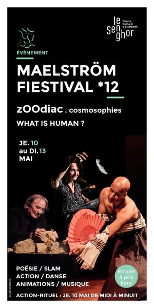 Brochure Définitive-Programme fiEstival *12 zOOdiac - what is human?