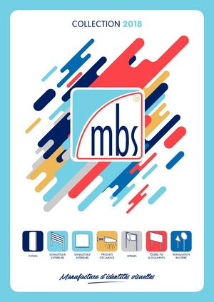 mbs Catalogue 2018 Sans Prix Fr