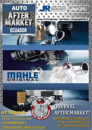 Revista After Market Mahle
